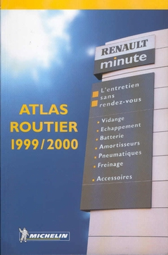 Renault, atlas routier